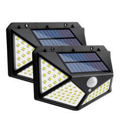 LED 태양광 라이트 실외 방수 IP65 LED 솔라 월 램프