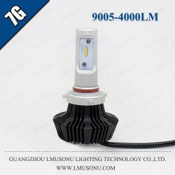 مجموعة المصباح الأمامي LED بلموني 7g 9005 بقدرة 35 واط وإضاءة سيارة 4000 لومن