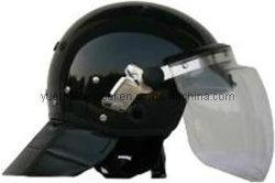 PC Visor との高品質の抗リオットヘルメット