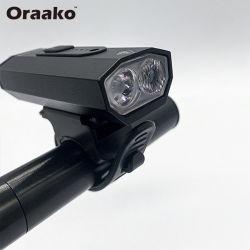 Vendita a caldo nuovo aggiornamento portatile ricaricabile bicicletta LED bicicletta leggera Accessori per biciclette luci posteriori anteriori