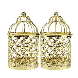 Металлический сувенирный подарок свеча держателями для украшения дома