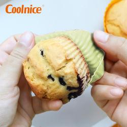 Langlebige Antihaft Silikon-Kuchenform für Cupcake Werkzeuge