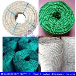 Pet/PEHD/PP Danline monofilament de corde en plastique de décisions de la machine d'Extrusion