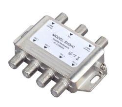 Sh34c 3 INPUT 4 OUTPUT Multiswitch Multiswitch Satellite