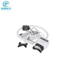 LED 표백형 램프 머신이 있는 치아 미백 머신 바퀴가 없는 3색 LED 조명
