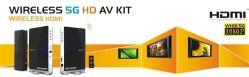 De draadloze Uitrusting AV van HDMI 5G HD (sh-AV511WH)