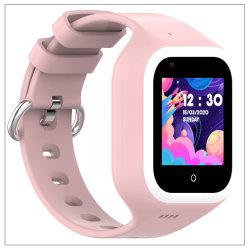 Sos 단추 개인적인 GSM 소형 칩 추적자와 가진 아이 GPS GSM 추적자 아이 시계