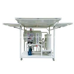 Gasoil de la planta de purificación de la máquina de pulido de combustible