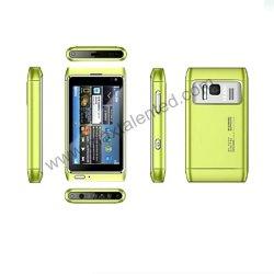 Quadband Dual SIM de teléfonos móviles de TV analógica (máx. N8TV)
