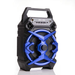 TF USB van 6.5 Duim OpenluchtActiviteiten van de Spreker van Subwoofer Bluetooth van de Staaf van het Broodje van de FM de Draagbare Draadloze