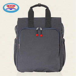 Multifuncional de fraldas para bebé Tote Bag Backpack Mom & Dad Grande Capacidade Sacola Fraldas