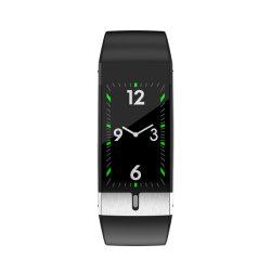 Удобны для ношения Smart смотреть NFC E80 Посмотреть Relojes Inteligentes Bluetooth TPU Посмотреть ленту для распознавания речи