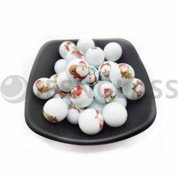 유리제 대리석, 아이들 장난감, 유리제 공, 인쇄된 대리석, 로고 대리석, 크리스마스 승진