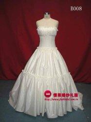 結婚の花嫁の服(B008)