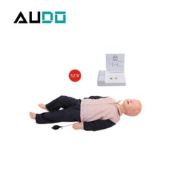 Hoch entwickeltes Kind CPR-Trainings-Männchen der Emergency Sorgfalt-Ame-CPR15170