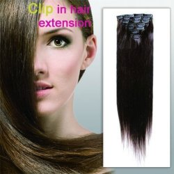 مشبك أوروبي في امتداد الشعر