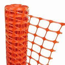 HDPE van 100% het Nieuwe Plastic Opleveren van de Omheining van de Sneeuw van het Netwerk van de Barrière