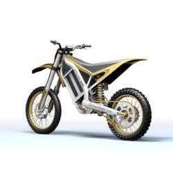 Control de onda sinusoidal real 72V-3KW 5KW 10KW 120kmh rango de 100km de marcha y sin escobillas de 98kg menos batería eléctrica de carreras de motos moto