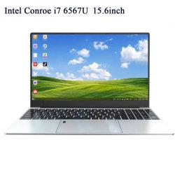 15.6 computer portatile del computer portatile dell'affissione a cristalli liquidi 16GB+1tb dell'azienda di trasformazione I7 6567u 1920*1080 di pollice con la serratura dell'impronta digitale
