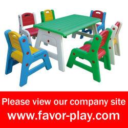 플라스틱 테이블이 실내 새로운 디자인에 의하여 농담을 하고 뜨거운 2013를 착석시킨다