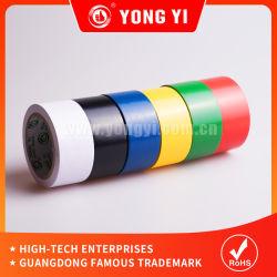 ゴム系接着剤が付いている電線のためのPVC絶縁体テープ