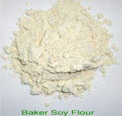 Farinha de soja desengordurados
