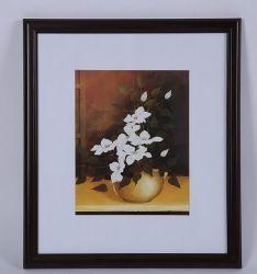 Cadre d'art décoratif Cadre de moulage PS Carrelage à l'huile Cadre photo