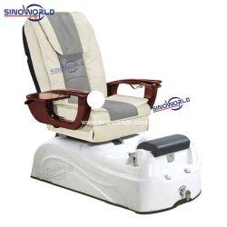 현대 호화스러운 못 살롱 가죽 인간적인 접촉 안마 Pedicure 의자