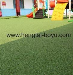 Indoor Sports Field Turf tapis de plancher de Futsal de football en gazon artificiel TNO