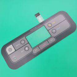 産業制御工場直売のための適用範囲が広い回路の膜スイッチ