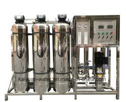 1000lph Système d'Osmose Inverse du matériel de traitement de l'eau Système de purification de l'eau RO Usine de traitement de l'eau potable