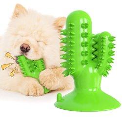 Mascota perro de juguete disfrutar Squeaky Molar serrada Stick