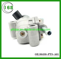 Régimen de ralentí del motor de válvulas de control de aire General 36450PT3A01, 36450-PT3-A01 apta para Honda Motor de pasos