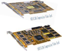 DVR Karte: 8CH &16CH H. 264 Kompressions-Videokarte (3000H4G8/3000H4G16)