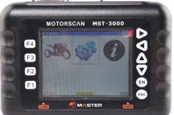 가득 차있는 버전 보편적인 기관자전차 기관자전차 Mst3000 진단 기구 (MST-3000)를 위한 진단 스캐너 결함 부호 스캐너