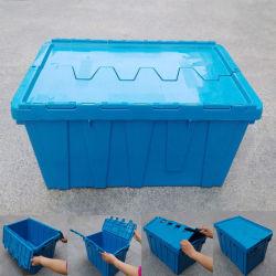 بلاستيكيّة تحوّل صندوق مع غطاء لأنّ [ديرلي] منتوج و [فرش فرويت ند فجتبل]