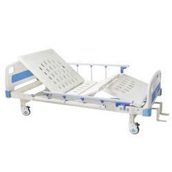 China Fornecedores Deluxe Duplo Manual 2 cama de hospital de Medicina do Virabrequim