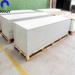 Baumaterial-weiße feste Oberflächenacrylblatt-Stein-Panels