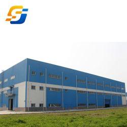 China Fabricante estrutura de armazenagem, depósito de Estrutura de aço Large-Span Wind-Resistant