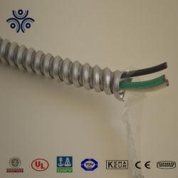 600 V Thhn/Thwn-2-Kabel, Pvc/Nylon, grün Isoliert, Masse, Kupfer, Mc.-Kabel