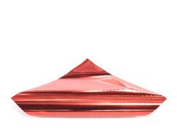 Vermelho mosaico vermelho // Cor Vermelha de sangue hot stamping uma folha a folha de alumínio de membrana de transferência de calor