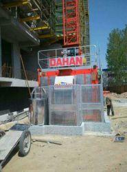 Dahan 0-54m/min guindaste de construção com o Melhor Preço