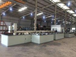 Profil en aluminium CNC centre scie de coupe