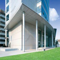 Vorhang Wal Außenwand-Dekoration-Aluminiumzwischenwand-Panel mit SGS ISO14001