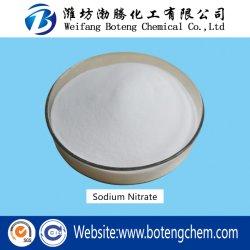 3102500000 HS No : 99,3 % de Nano3 Sel de sodium Nitrate pour engrais