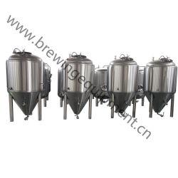 Acier inoxydable de qualité alimentaire cuve de fermentation pour la vente de bière