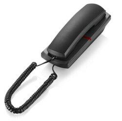 Hotel Telefone de linha slim, PT Telefone, Cozinha, Trimline Telefone, Telefone Slimline, Telefone Analógico