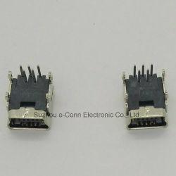 Mini conector USB tipo B 180° BAÑO