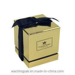 ورق مخصص قابل لإعادة التدوير هدية زيت أساسي عطر/عطور/عطور/شموع مع شموع مع العطور