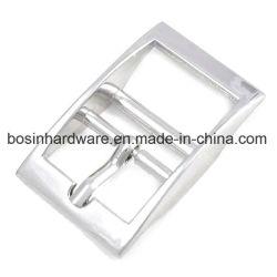 El níquel 16mm de aleación de zinc metal hebilla Pet